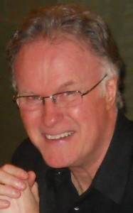 Photo of the author, John Lynch