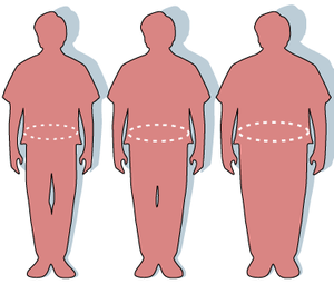 "What scientists and doctors call ""Overweight"" changes as we learn more about its health effects"