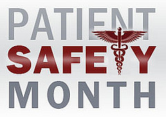 Patient Safety Month