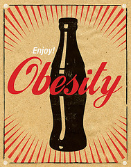 obesity and cancer Campaign Poster