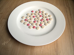 pain Medications on Plate